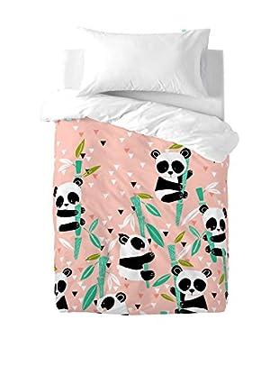 MOSHI MOSHI Juego De Funda Nórdica Panda Garden