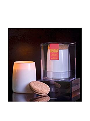 Aesthetic Content Set of 2 Ginger Bomba 9.5-Oz. Candles