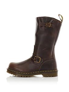 Dr. Marten's Women's Case Pull-Up Boot (Brown)