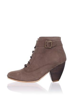 Fiel Women's Bellamy Mid-Heel Boot (Mocha)