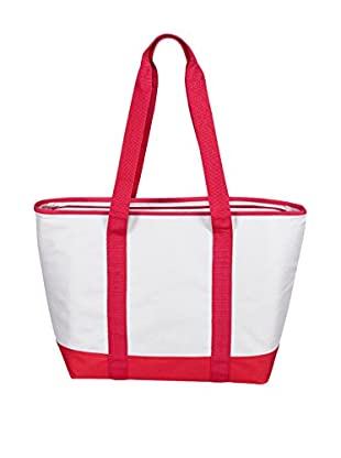 KAF Home Bring It Insulated Shopping Tote