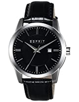 Esprit Analog Black Dial Men's Watch - ES107591001