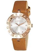Giordano Analog Gold Dial Women's Watch - 2754-06