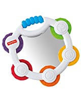 Fisher Price Shake 'n Beats Tambourine, Multi Color