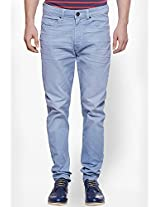 Blue Slim Fit Jeans United Colors of Benetton