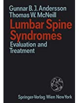 Lumbar Spine Syndromes: Evaluation and Treatment