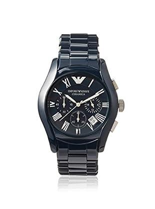 Emporio Armani Men's AR1469 Ceramica Dark Blue Ceramic Watch