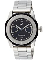 Fastrack Economy 2013 Analog Black Dial Men's Watch - 3099SM05
