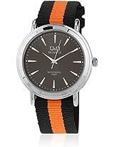 Q752J302Y Two Tone/Black Analog Watch