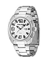 Police Analog White Dial Men's Watch - PL13836JS04MJ