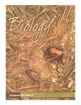 BIOLOGY TEXTBOOK FOR CLASS XI