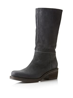 Vic Women's 9356 Mid-Calf Boot (Charcoal)