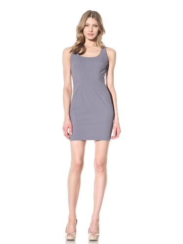 Andrew Marc Collection Women's Cutout Tank Dress (Orchid)