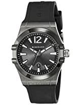 Giordano Analog Black Dial Men's Watch - 1749-03