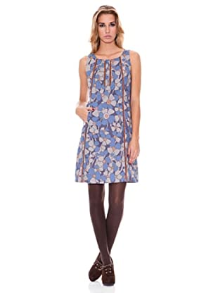 Tonalá Vestido Alheli (Azul)