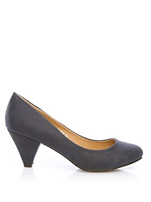 Benini Zapatos Salón (Azul)