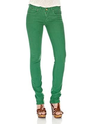Springfield Pantalón Bs.De90Slim (Ga (Verde)