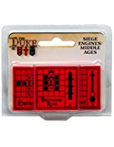 Duke Siege Engines Middle Ages Board Game