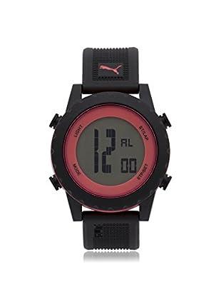 Puma Men's PU911071004 Black/Grey Plastic Watch
