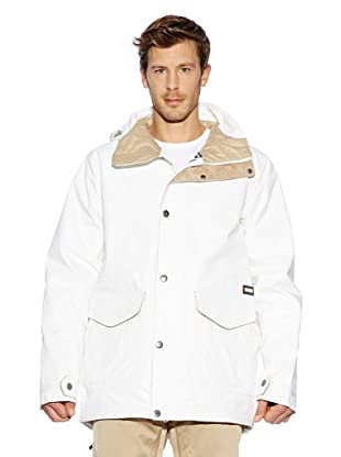 Burton Jacke Mb Sentry (stout white)