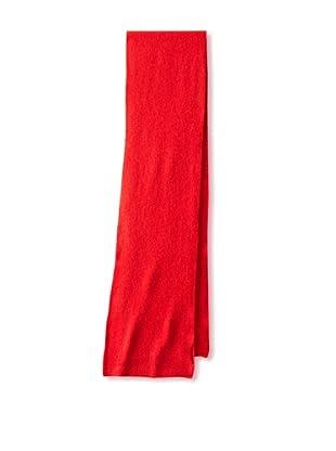 Portolano Men's Cashmere Scarf (Red)