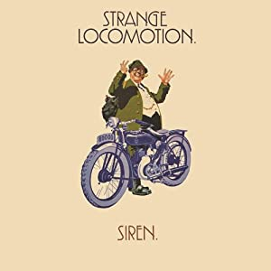 Strange Locomotion ~ Deluxe Edition (from UK)