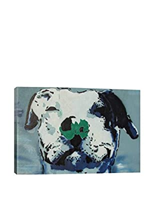 Man's Best Friend Gallery Wrapped Canvas Print