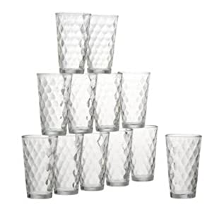 Generic 12 Pieces Glass set