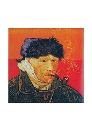 LegendArte  Wandbild Selbstbildnis mit verbundenem Ohr von Vincent Van Gogh