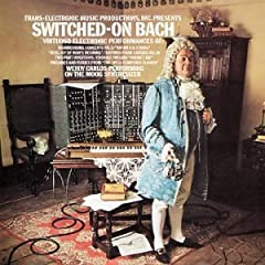 W.カルロス Swithed-On-Bach の商品写真