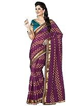 Elegance Fancy Saree-Multicolor-PRMC552-MV-Art Silk