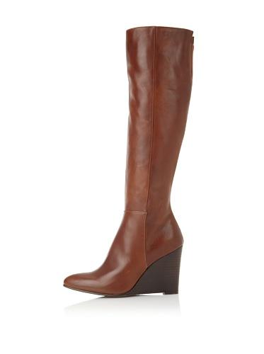 Stuart Weitzman Women's Vim Boot (Saddle)