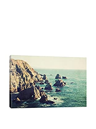 California Beauty Gallery Wrapped Canvas Print
