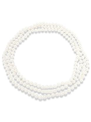 Valero Pearls 340201 - Collar de mujer de plata con perla cultivada de agua dulce, 120 cm