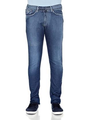 Carrera Jeans Pantalón Play 11 Oz. (Azul Medio)
