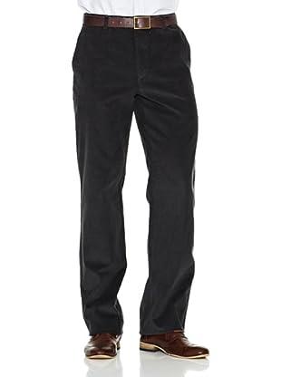 Dockers Pantalón Pana Fina Comfort (Gris Oscuro)