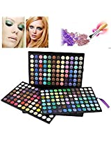 MISS ROSE Professional Make-Up 70 Color Eye-Shadow Kit-Book Case Packing 70gm