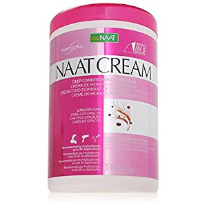 Nunaat Naatcream Intensive Care, Wheat Proteins, 6 Count