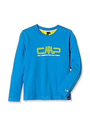 CMP Campagnolo Camiseta Manga Larga 3D41044