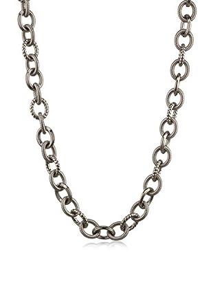 Calvin Klein Collar  Plateado
