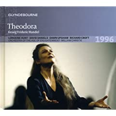 �w���f��:�u�e�I�h�[���v (George Frideric Handel : Theodora / Orchestra of The Age of Enlightenment, William Christie) [�A���]