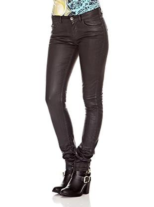 Desigual Pantalón World (Negro)