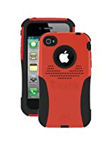 Trident Case for iPhone 4/4S - 1 Pack - Retail Packaging Red/One Size AD