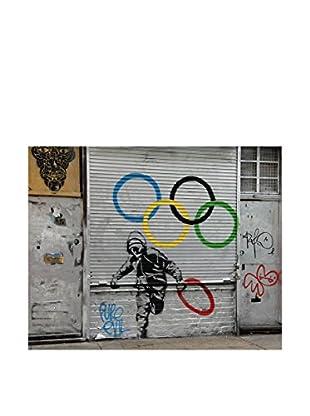 Legendarte Lienzo Pura Malvagità Olimpica