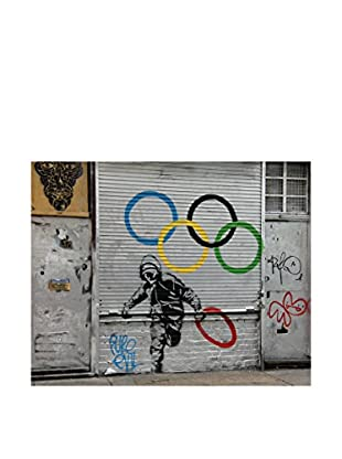 Legendarte Leinwandbild Pura Malvagità Olimpica