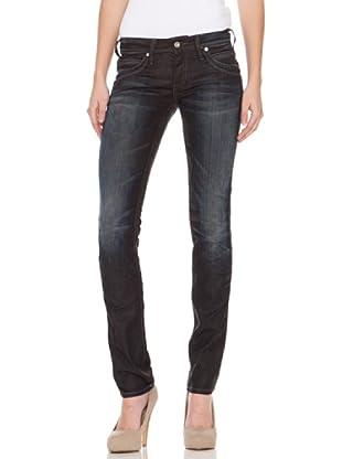 Pepe Jeans London Pantalón Vaquero Hynde (Azul Oscuro)