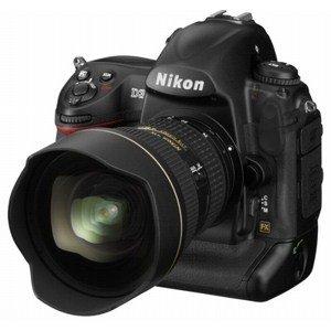 NIKON D4 16.2MP Digital SLR Camera (Black)