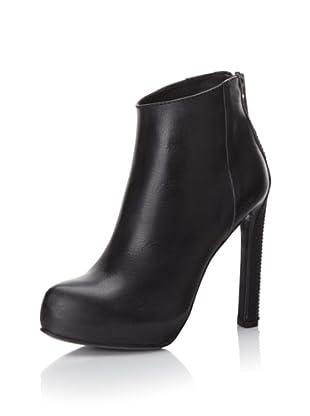 Haider Ackermann Women's Platform Zipper Boots (Anthracite)