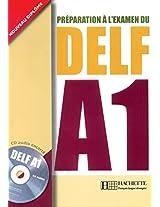 DELF A1 Book with CD - Hachette