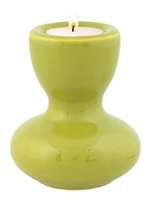 Lob Design Kerzenständer Ballone 2er Set limettengrün